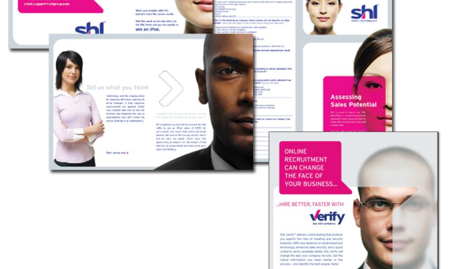SHL— Brochure, Adverstising